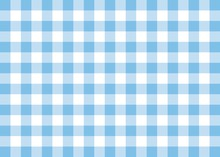 Light Blue Gingham Pattern Bac...