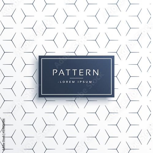 Fototapeta minimal think line geometric pattern background obraz
