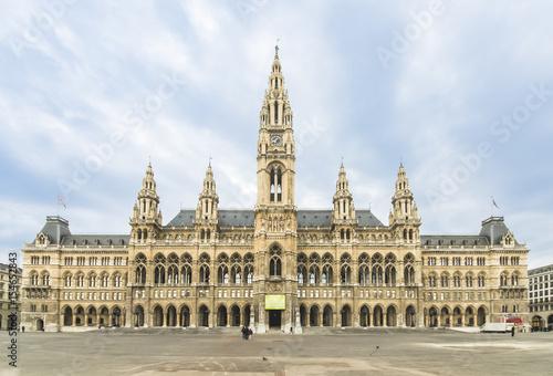 Neues Rathaus Wien- Österreich