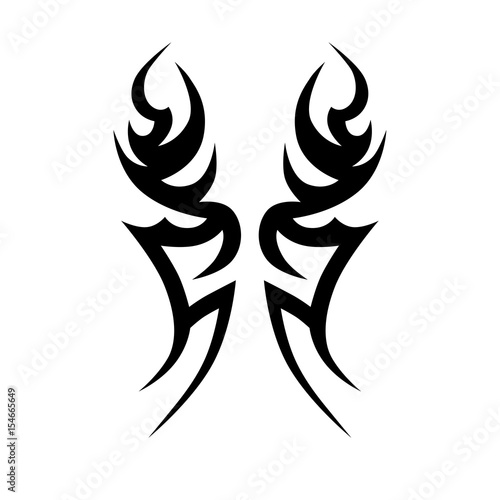 Tribal Tattoo Art Designs Sketched Simple Isolated Vector Tattoo Idea Art Design For Girl Woman And Man Abstract Tribal Tattoo Pattern Buy This Stock Vector And Explore Similar Vectors At Adobe,Contemporary Mediterranean Kitchen Design