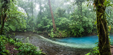 Rio Celeste Blue Acid Water Co...