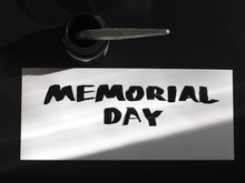Memorial Day Calligraphy And L...
