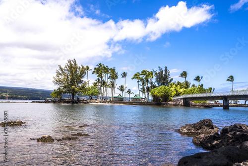 Fotografie, Obraz  Coconut Island in Hawaii