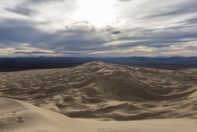 View Of Kelso Sand Dunes Wilde...