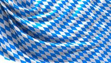 Flag Ov Bavaria 3d Rendering