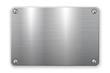 3D metal plate