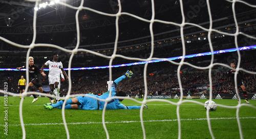 Bayer Leverkusen's Kevin Kampl scores their first goal - Buy