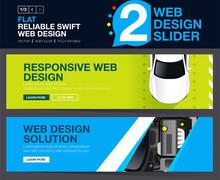 Web Slider Or Banners Design C...