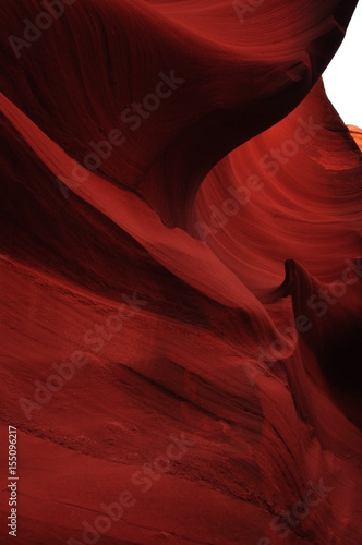 Wall Murals Magenta Slot Canyon