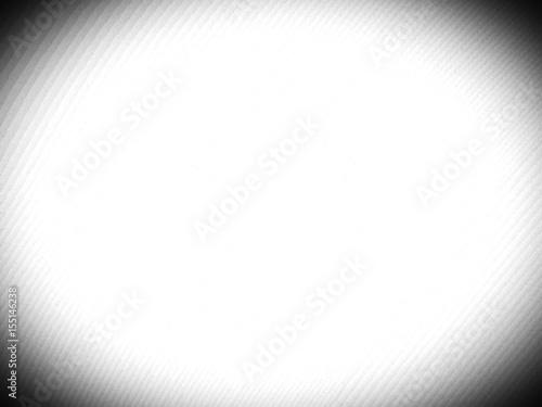 Obraz Horizontal black and white vignette bokeh background - fototapety do salonu