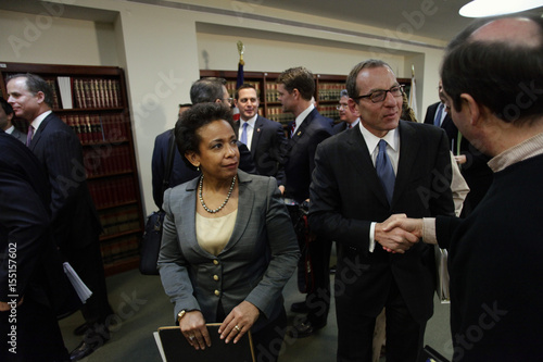 U S  Attorney for Eastern District of New York Lynch and