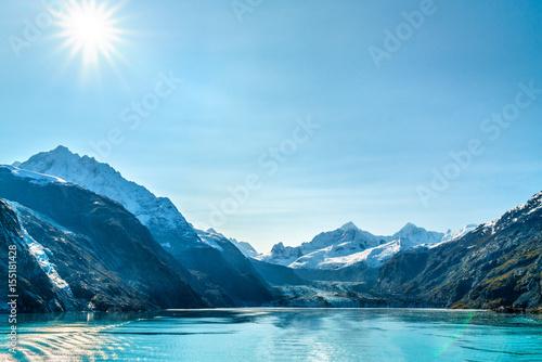 Valokuva  Alaska cruise travel landscape
