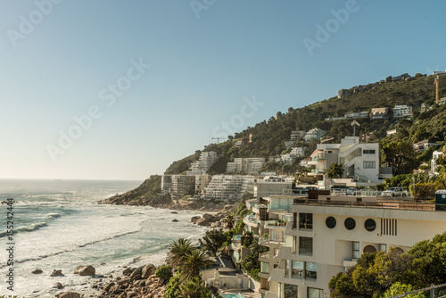 Foto op Canvas Zuid Afrika Camps Bay in CapeTown (South Africa)