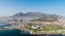 Cape Town (aerial View From A ...