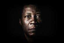 Handsome African Black Man Stu...