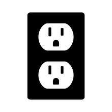 Two NEMA 5-15 Grounded Power O...