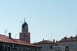 Art along the canals of Chioggia, Venice