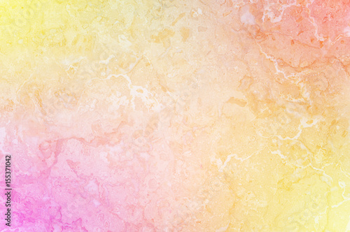 Closeup surface art tone abstract marble pattern at colorful marble ...