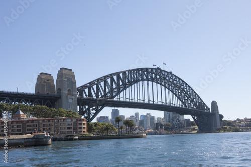 Staande foto Sydney Sydney Australia harbour bridge