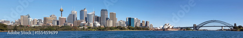 Foto op Canvas Sydney Panorama of skyline Sydney Australia