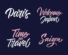 Countries And Cultures Letteri...