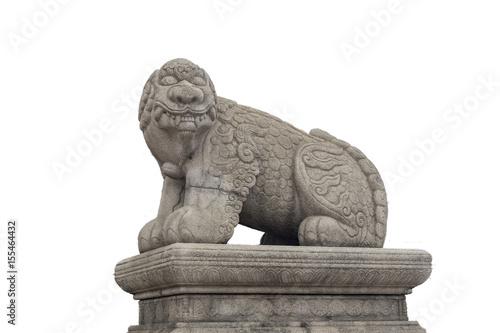 Sacred animal gatekeeper on palace gate in Myth of Korea Poster