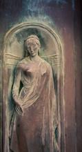Female Religious Statue Siena