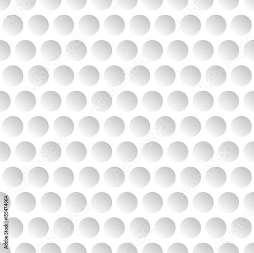 Cuadros en Lienzo Golf seamless pattern