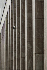 Surveillance camera in a few columns