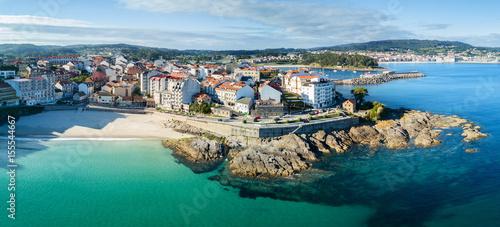 Fotografía  Caneliñas beach in the Rias Baixas in Pontevedra