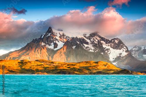 Photo  Torres del Paine, Patagonia, Chile