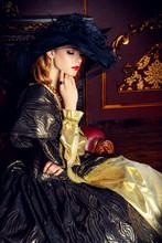 Elegant Historical Dress
