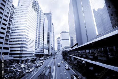 budynki-w-centrum-honkongu