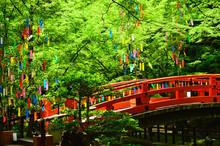 七夕 京都 Tanabata Festival, Kyoto Japan