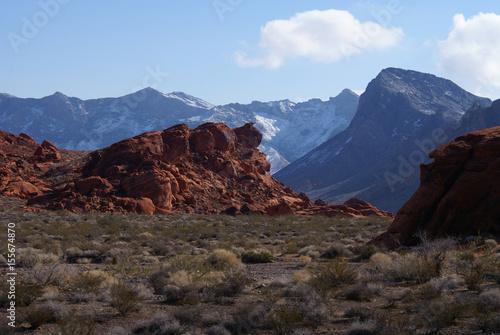 Fotografie, Obraz  Snow in the Valley