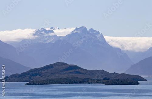 Photo  Lake Wakatipu Glenorchy