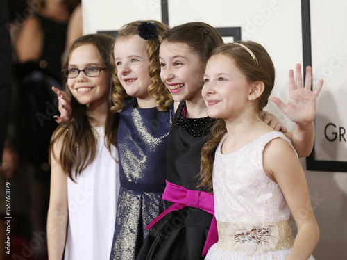 Oona Laurence Milly Shapiro Bailey Ryon And Sophia Gennusa L R The Actresses Who Rotate Playing Matilda