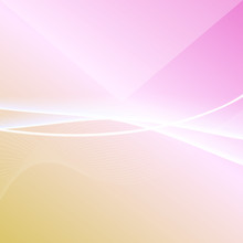 Abstract Soft Vector Pink Wavy Line Background