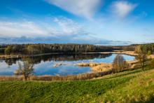 Patelnia Lake Near Kruklanki I...