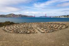 A Rock Labyrinth In San Franci...