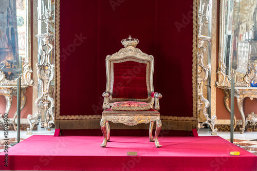 Photo  Rosenborg Castle in Copenhagen