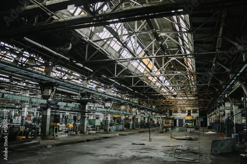 Аbandoned factory