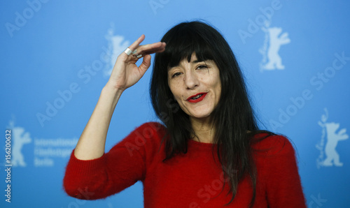 Actress Bohringer Poses During A Photocall To Promote The Movie Vic
