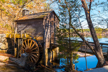 Grist Mill And Stone Mountain ...