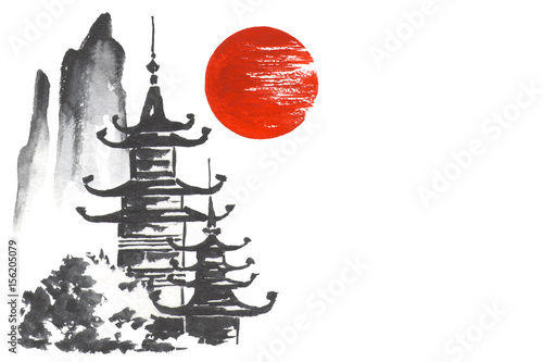 japonia-tradycyjny-obraz