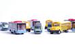 Bus, öffentliche Verkehrsmittel