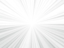 Gray Rays Background