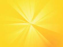 Yellow Rays Background
