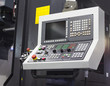 Control panel of cnc machining center