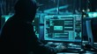 Camera Rapidly Moves from Member to Member of Teenager Hackers Group. They Arrange Attack on Data Servers From their Dark Hideout. Shot on RED EPIC-W 8K Helium Cinema Camera.
